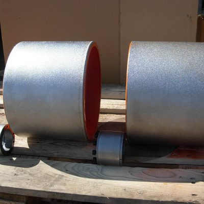 Gilbert Planer Out Feed Rolls